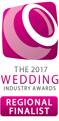 Regional Finalist 2017 Wedding Industry Award for Hampshire Wedding DJ, Alan Marshall